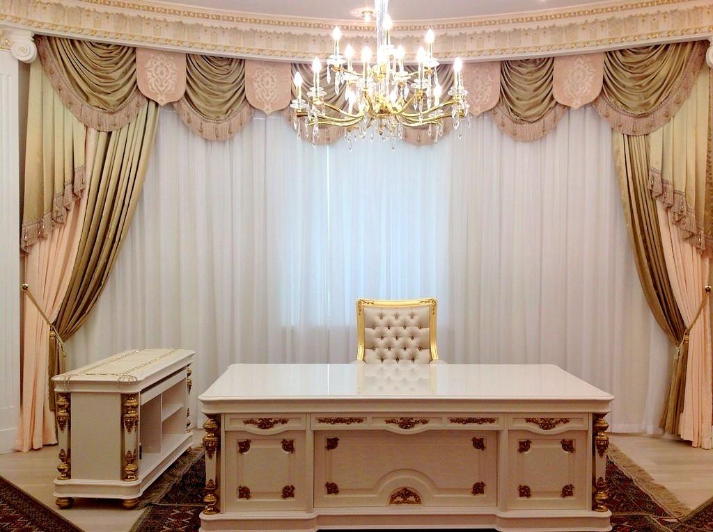 klasický styl interiérů