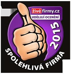 Spolehlivá Firma 2015